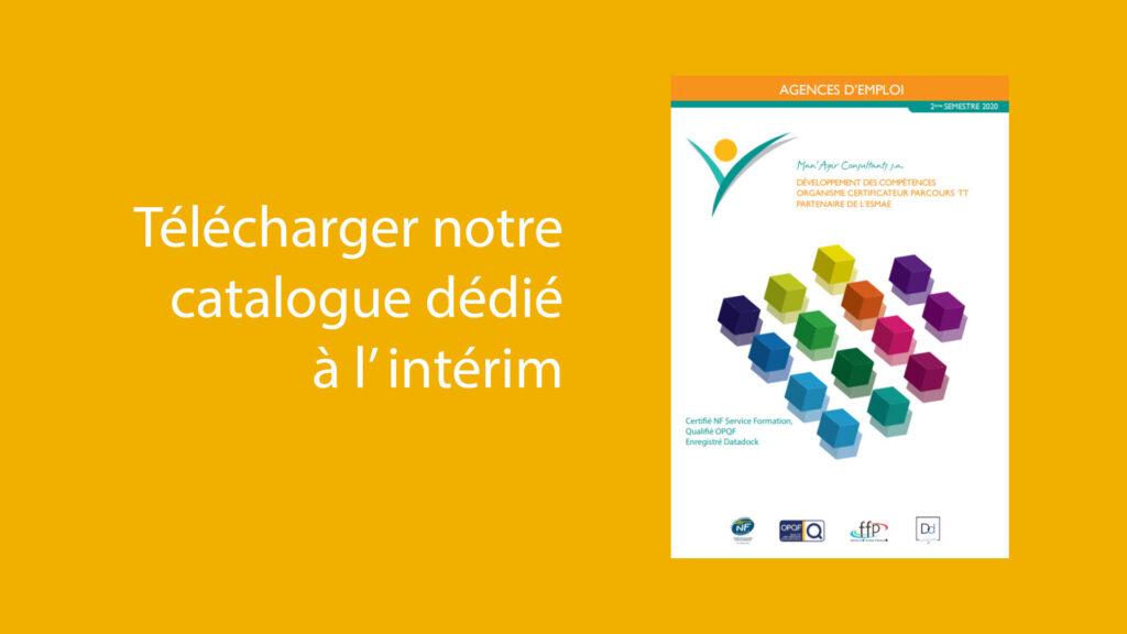 Catalogue Intérim S1